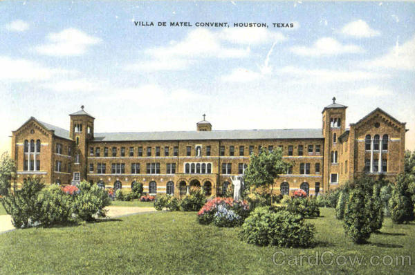 Villa De Matel Convent Houston Tx