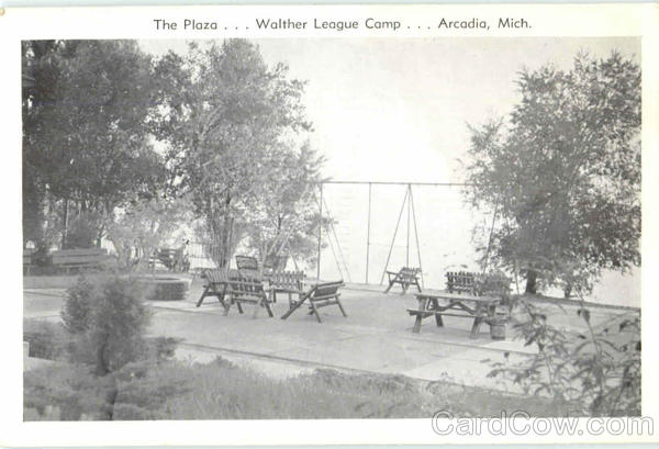 The Plaza Walter League Camp Arcadia Michigan