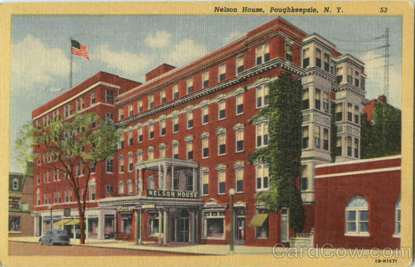 Nelson House Poughkeepsie New York
