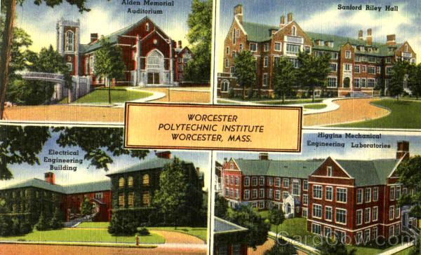 Worcester Polytechnics Institute Massachusetts