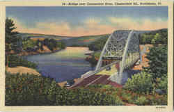 Bridge Over Connecticut River, Chesterfield Rd.