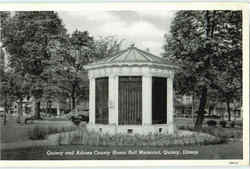 Quincy And Adams County Honor Roll Memorial