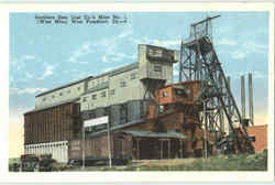 Southern Gen Coal Co's Mine No. 1N