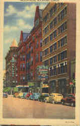 Nelson Hotel Postcard