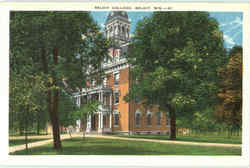 Beloit College Postcard