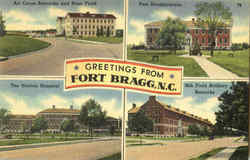 Greetings From Fort Bragg