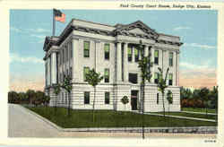 Ford County Court House