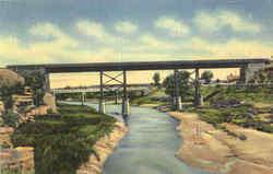 Two Bridges On The Pecos