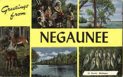Greetings From Negaunee
