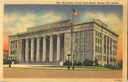 Wyandotte County Court House