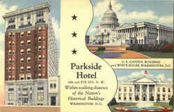 Parkside Hotel, 14th and Eye Sts.