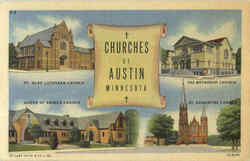 Churches Of Austin