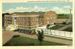 Gymnasium, Bowling Green State Univerisity