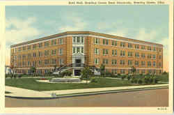 Kohl Hall, Bowling Green State Univerisity