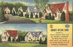 Larson's Cottage Court