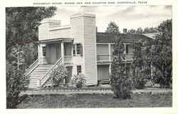 Steamboat House Postcard
