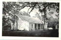 General Sam Houston's Home