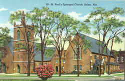 St. Paul's Episcopal Church, Church Street