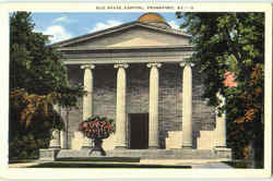 Old State Capitol Postcard