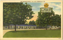 The Orange Motel, U. S. 301