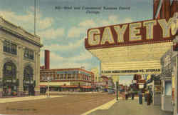 Gayety Movie Theatre - 92nd And Commercial Business District Chicago