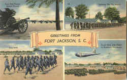 Greetings From Fort Jackson