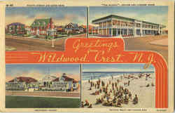 Greetings From Wildwood Crest