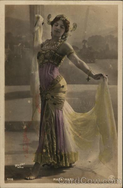 Mata-Hari - Exotic Dancer Women