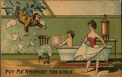 Put Me Amongst The Girls - Women Bathing