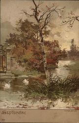 September Scene