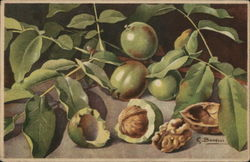 Greenery, Fruits and Nuts