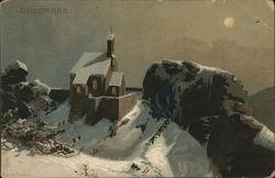 December--Beautiful Mountaintop Home