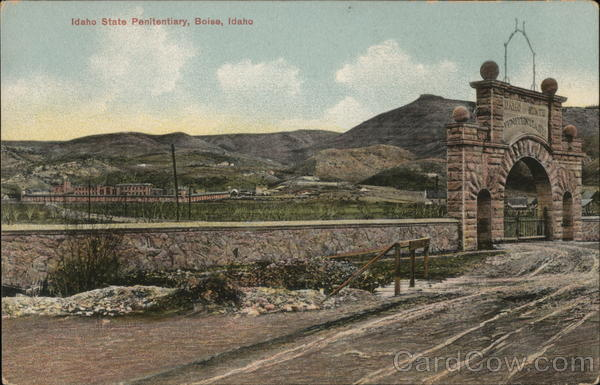 Idaho State Penitentiary Boise Prisons