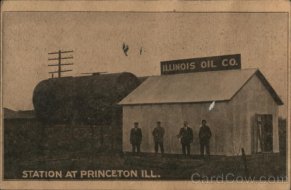 Illinois Oil Co. Princeton