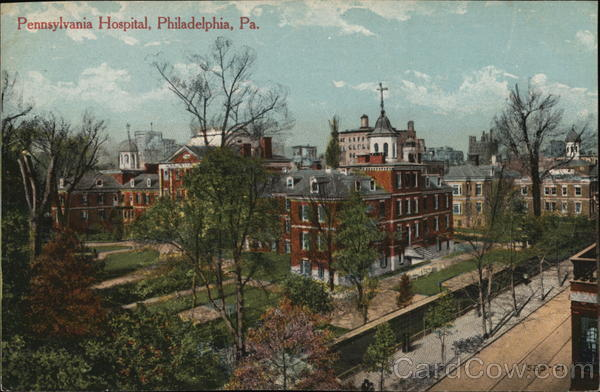Pennsylvania Hospital Philadelphia