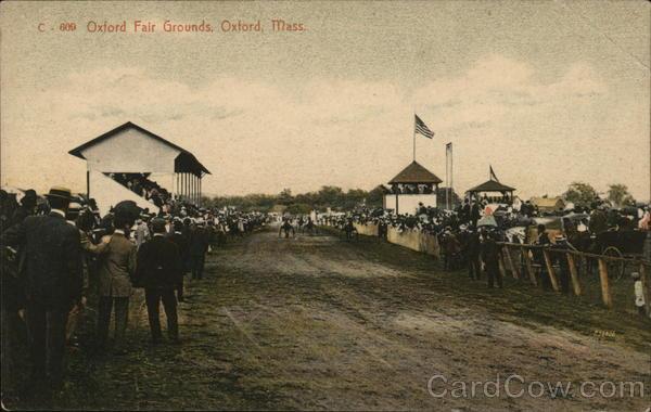 Oxford Fair Grounds Massachusetts