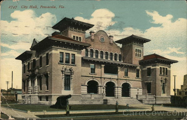 City Hall Pensacola Florida