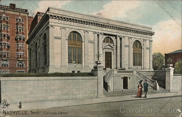 Carnegie Library Nashville Tennessee