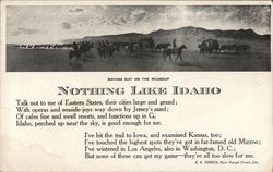 Nothing like Idaho  - Moving Day on the Roundup