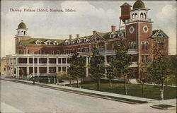 Dewey Palace Hotel
