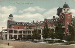 The Dewey Palace Hotel