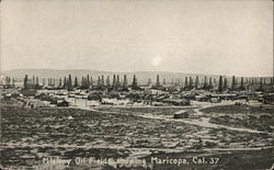 Midway Oil Field and Town