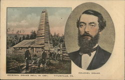 Original Drake Oil Well