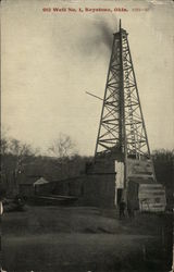 Oil Well No. 1