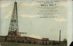 Penn-Vir Coal, Oil & Gas Company's Well Number One