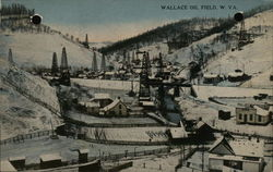 Wallace Oil Field
