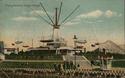 Flying Machine, Crystal Palace