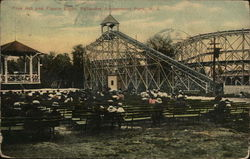 Free Act and Figure Eight, Palisades Amusement Park