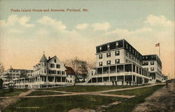 Peaks Island House and Annexes