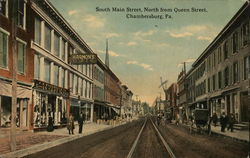 South Main Street, North from Queen Street